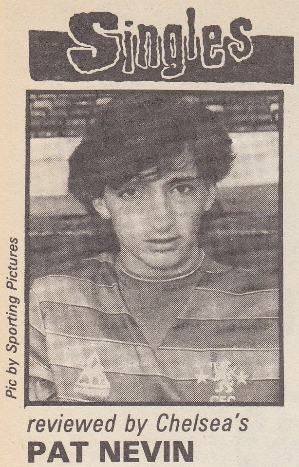 Pat Nevin w New Musical Express /