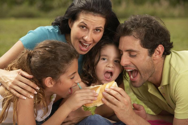 Patchworkowa rodzina może się udać /© Panthermedia