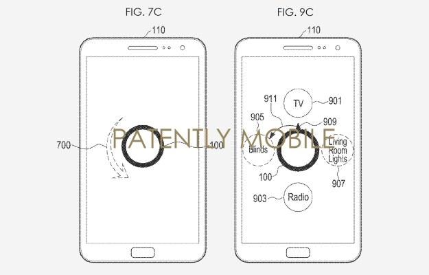 Patent Samsunga /materiały prasowe