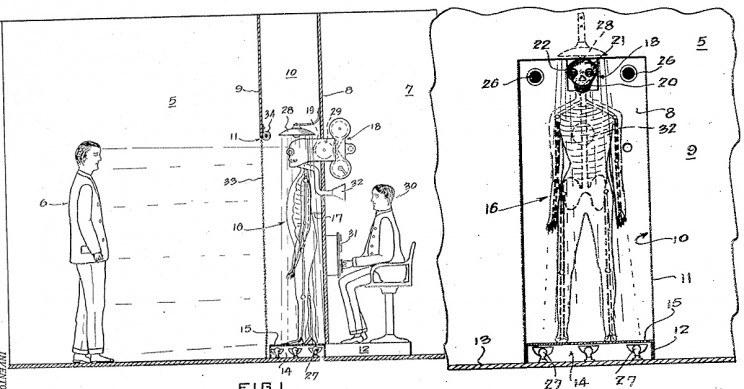 Patent ze szkieletem / fot. Interesting Engineering /materiał zewnętrzny