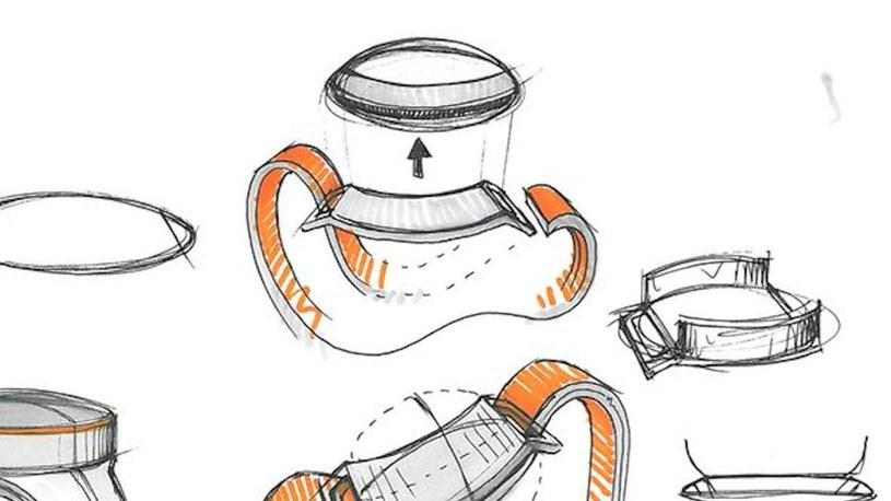 Patent zegarka OnePlus / fot. SlashGear /materiał zewnętrzny