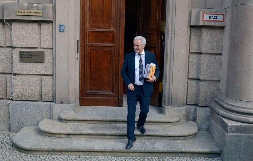 Pater Ramsauer /JOHANNES EISELE /AFP
