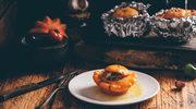 Patisony faszerowane mięsem mielonym