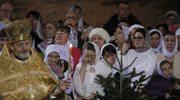 Patriarcha Cyryl odprawił mszę z okazji Bożego Narodzenia
