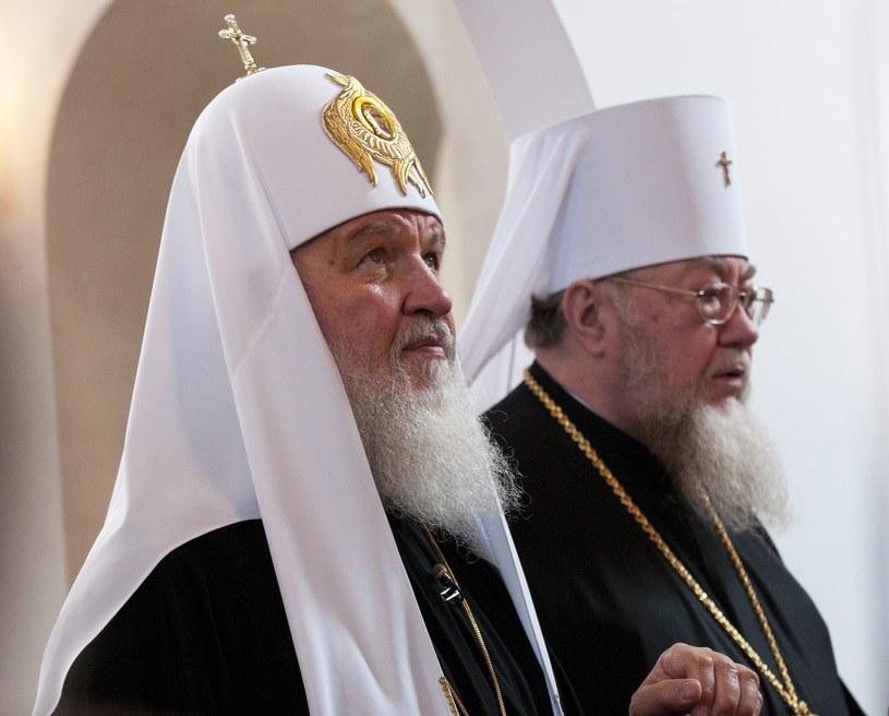 Patriarcha Moskwy i całej Rusi Cyryl I /MICHAL KOSC/REPORTER /Reporter