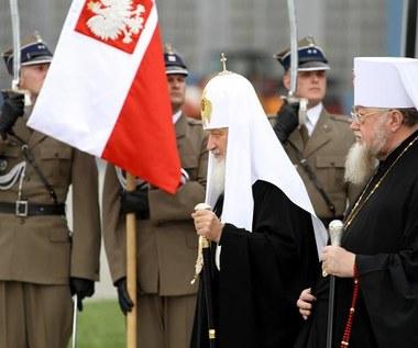 Patriarcha Moskwy i całej Rusi rozpoczął wizytę w Polsce