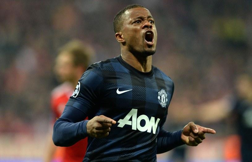 Patrice Evra największe sukcesy odniósł w Manchesterze United /AFP