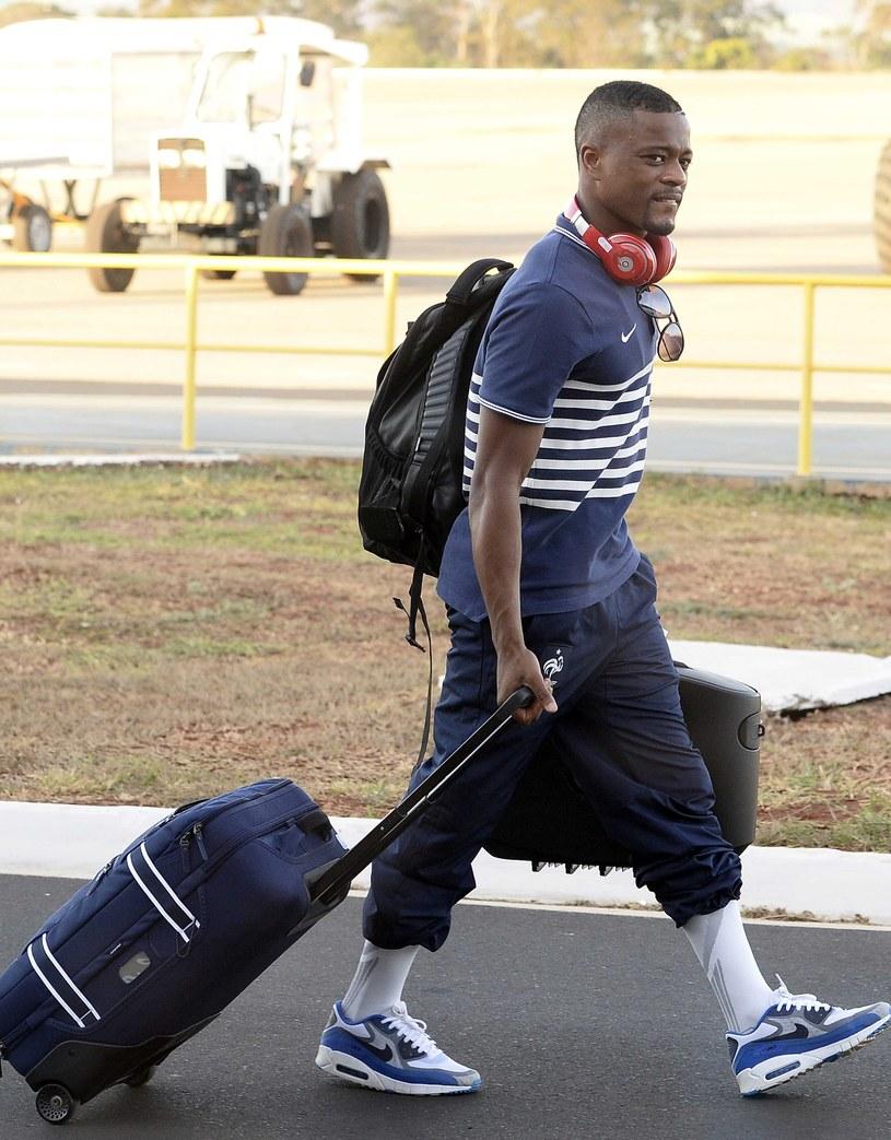 Patrice Evra przenosi się z Anglii do Włoch /AFP