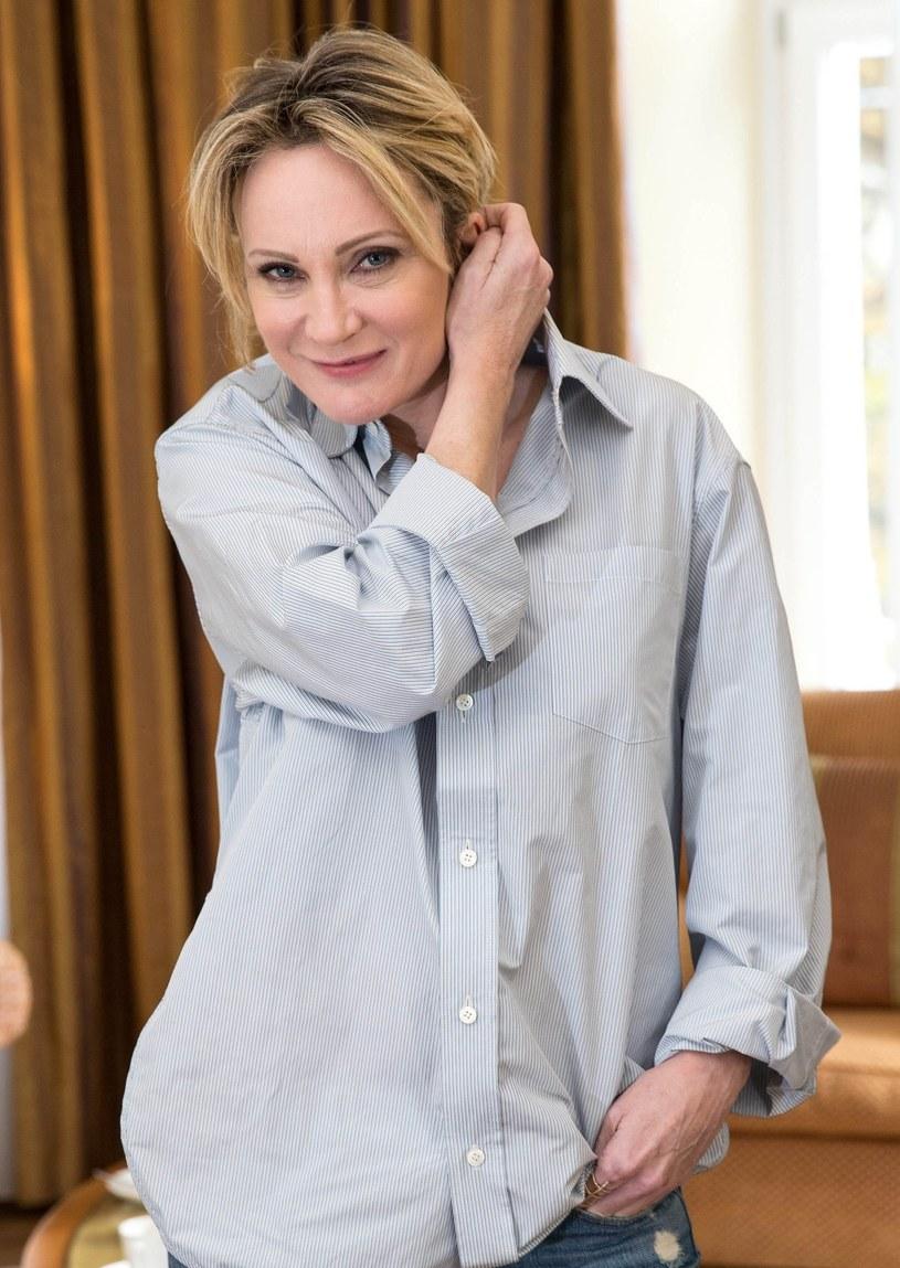 Patricia Kaas 5 grudnia skończy 50 lat /face to face /Reporter