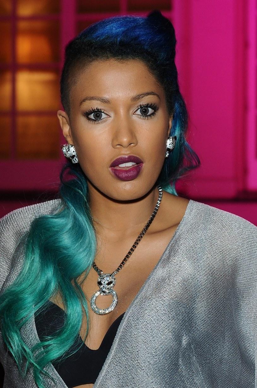 Patricia Kazadi twarzą nowej linii kosmetyków kolorowych