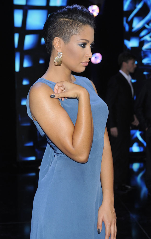 """Patricia Kazadi prowadziła już """"You Can Dance"""". """"X Factor"""" to kolejna okazja, by się sprawdzić /Jarosław Antoniak /MWMedia"""
