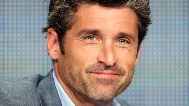 Patrick Dempsey / Frederick M. Brown /Getty Images