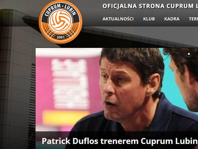 Patrick Duflos / ks.cuprum.pl /