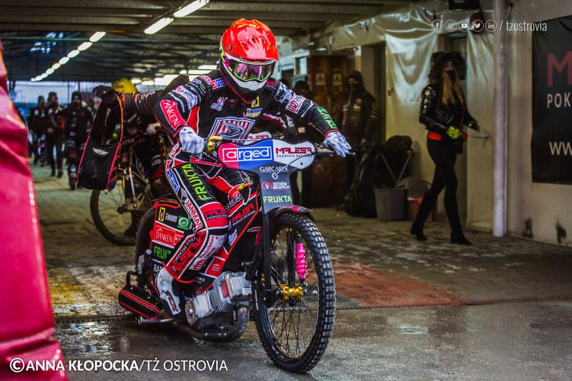 Patrick Hansen /Anna Kłopocka /Flipper Jarosław Pabijan
