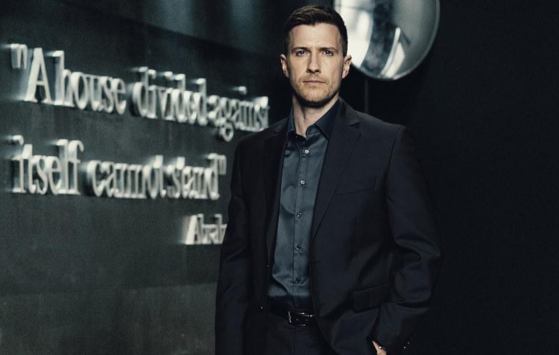 "Patrick Heusinger jako Nick Durand w drugim sezonie ""Absentii"" /AXN"