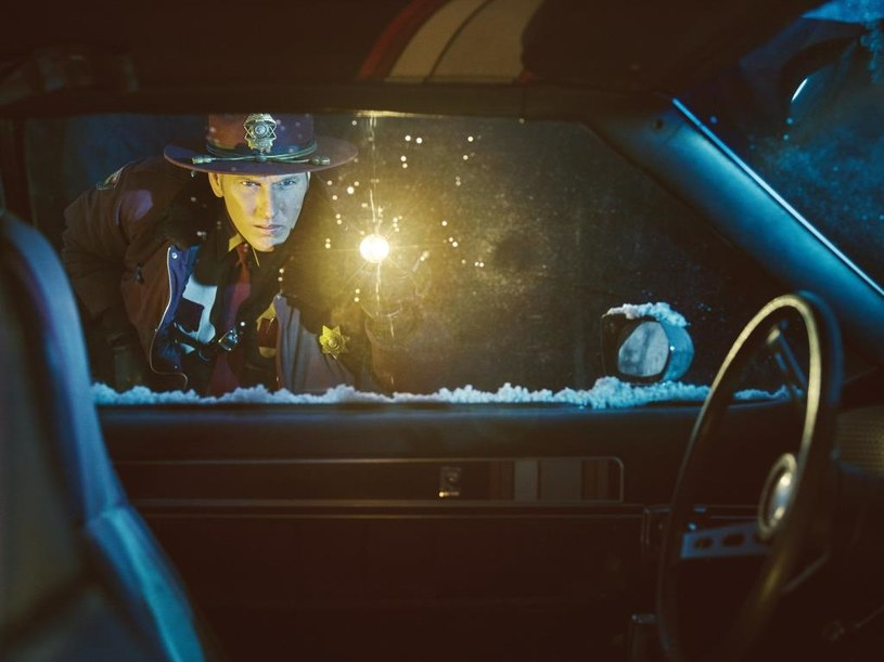 """Patrick Wilson w serialu """"Fargo 2"""" / © 2014 MGM Television Entertainment Inc. and Bluebush Productions, LLC. All Rights Reserved /materiały programowe"""