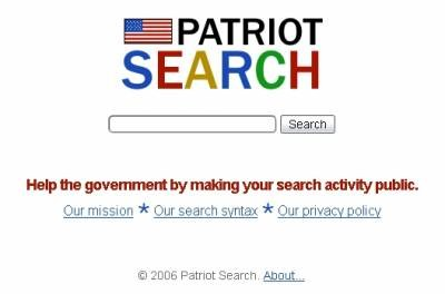 Patriot Search /materiały prasowe