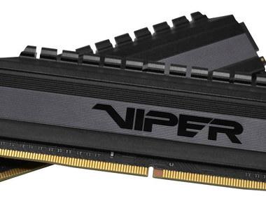 Patriot Viper 4 Blackout 2x32 GB DDR4-3600 CL 18 - test pojemnej pamięci
