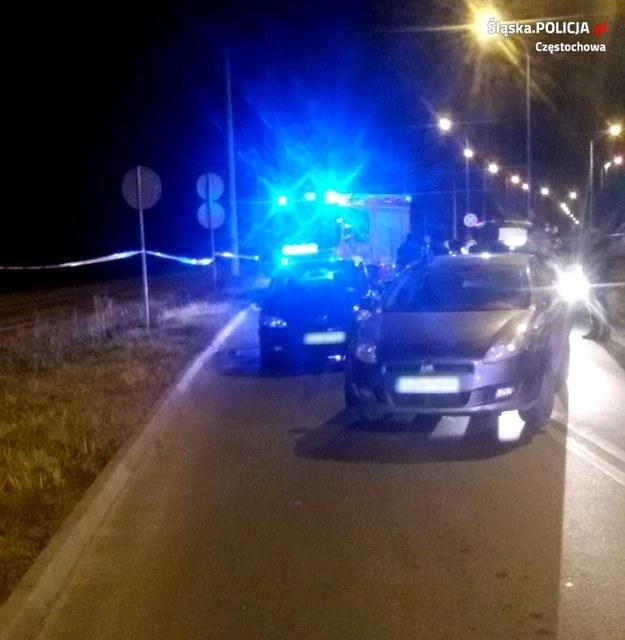 Patrol policji chciał wylegitymować mężczyznę siedzącego w zaparkowanym na uboczu samochodzie /Policja