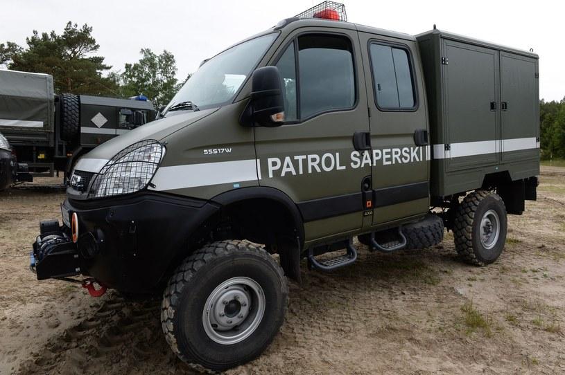 Patrol saperski; zdj. ilustracyjne /Gerard /Reporter