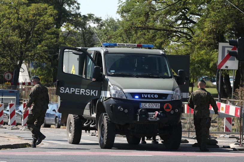 Patrol saperski, zdjęcie ilustracyjne /PAWEL RELIKOWSKI / POLSKAPRESS/Polska Press/East News /East News