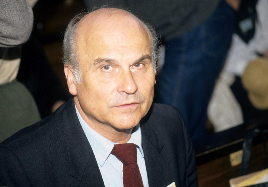 Patron nagrody - Ryszard Kapuściński /PAP/Grzegorz Rogiński /PAP