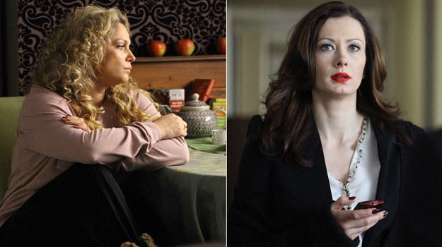 Patrycja bardzo przeżywa fakt, że nie udało się jej zajść w ciążę, natomiast Zuza martwi się, że może zostać... matką! /Polsat