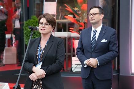 Patrycja Klarecka, członek zarządu Orlenu ds. sprzedaży detalicznej /INTERIA.PL