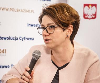 Patrycja Klarecka, prezes PARP