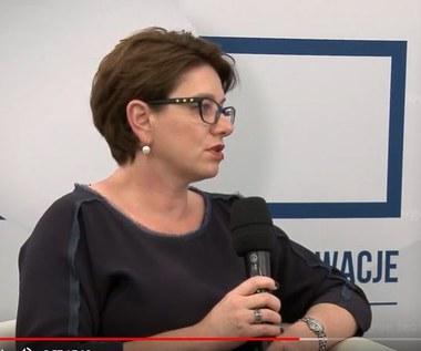 Patrycja Klarecka, wiceprezes PKN Orlen