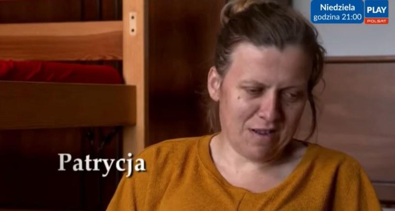 Patrycja, partnerka Zbyszka /Polsat Play/Ipla /