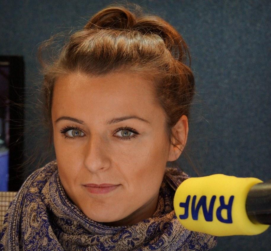 Patrycja Sasnal /Michał Dukaczewski /RMF FM