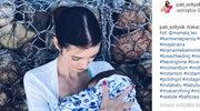 Patrycja Sołtysik krytykowana za karmienie piersią dwuletniego syna