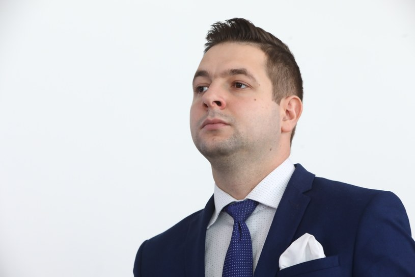 Patryk Jaki: Jacek Żalek powinien przeprosić za swoje słowa o protestujących w Sejmie /STANISLAW KOWALCZUK /East News