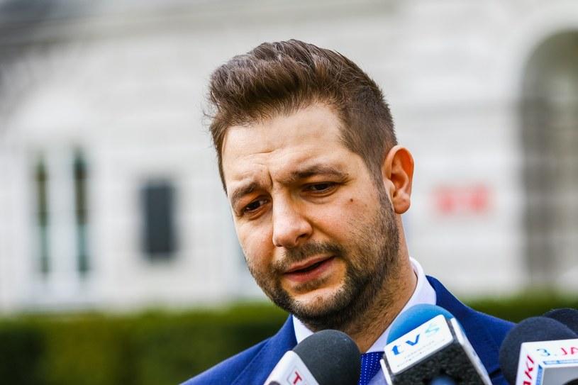 Patryk Jaki został wybrany do PE z trzeciego miejsca z listy PiS w okręgu małopolsko-świętokrzyskim /Grzegorz Ksel/REPORTER /Reporter