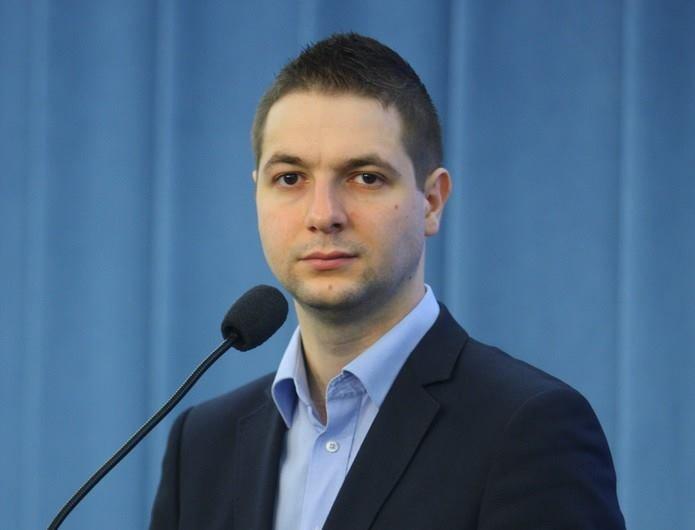 Patryk Jaki /Stanisław Kowalczuk /East News
