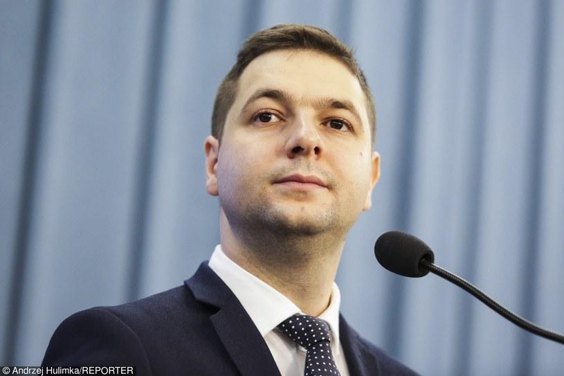 Patryk Jaki /Andrzej Hulimka/Reporter /East News