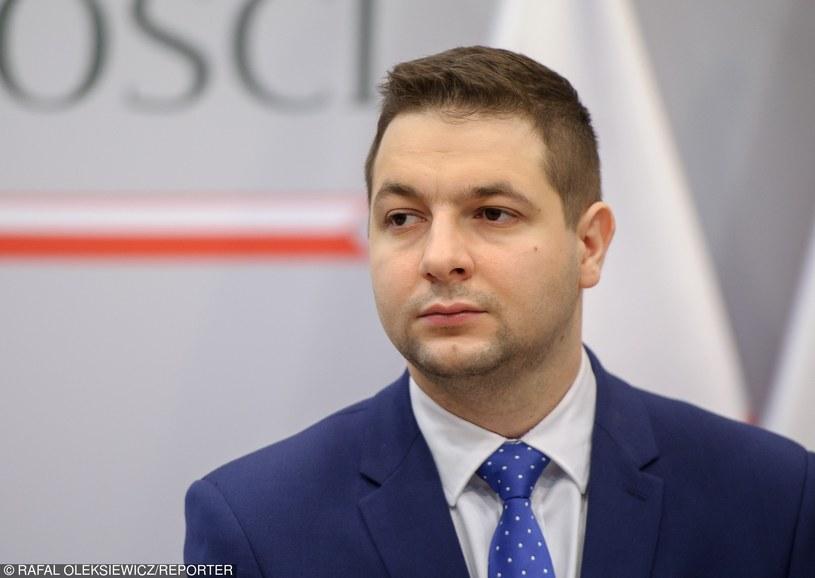 Patryk Jaki /Rafal Oleksiewicz/REPORTER /East News