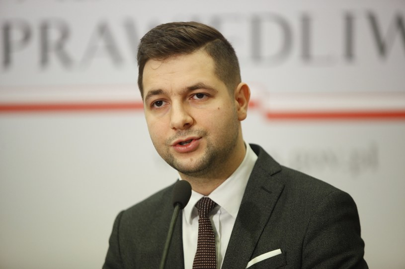 Patryk Jaki /Stefan Maszewski /Reporter