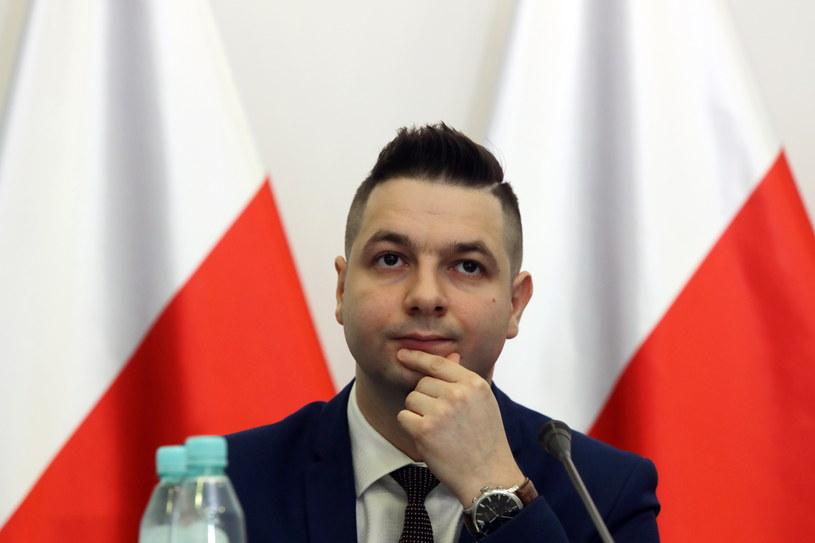 Patryk Jaki /Tomasz Gzell /PAP