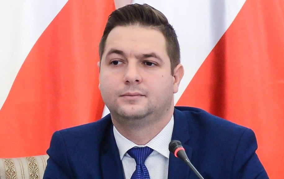 Patryk Jaki //Jakub Kamiński /PAP