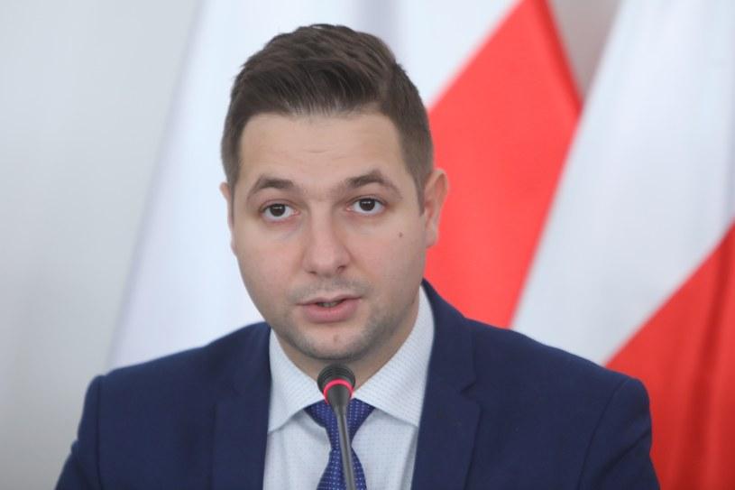 Patryk Jaki /STANISLAW KOWALCZUK /East News
