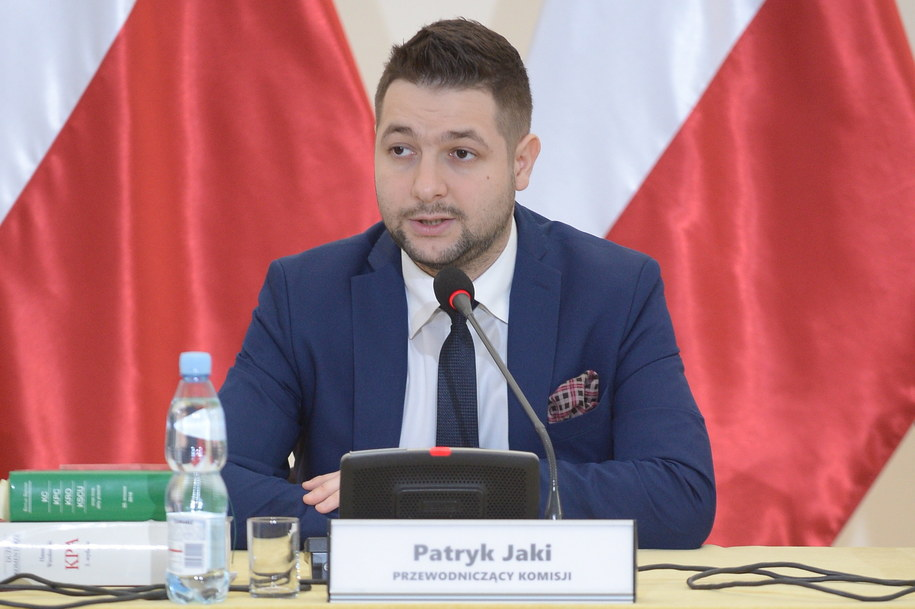 Patryk Jaki /Marcin Obara /PAP