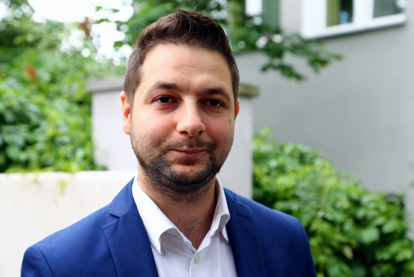 Patryk Jaki /Mariusz Grzelak /Reporter