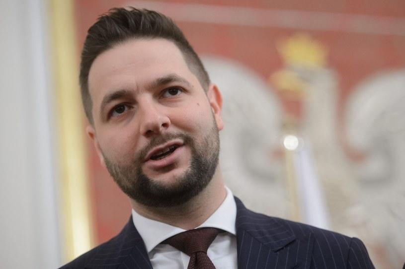 Patryk Jaki /Zbyszek Kaczmarek /Reporter