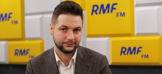 Patryk Jaki /Karolina Bereza /RMF FM