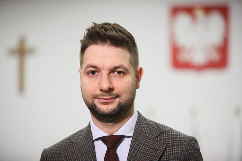 Patryk Jaki /Leszek Szymański /PAP