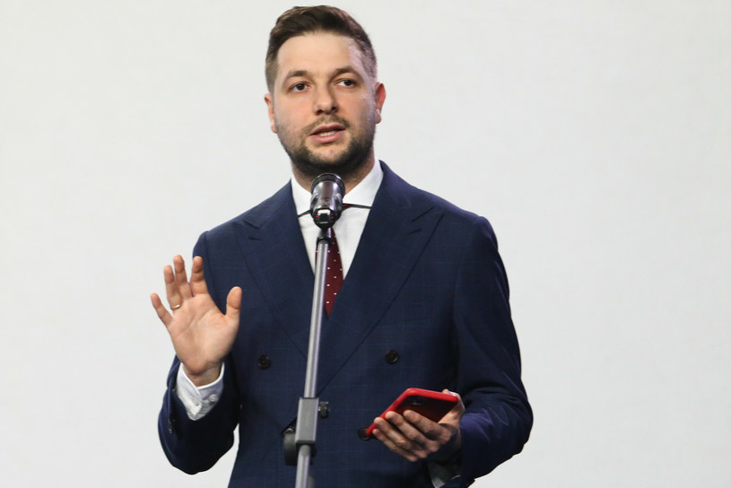 Patryk Jaki /Tomasz Jastrzebowski/REPORTER /East News