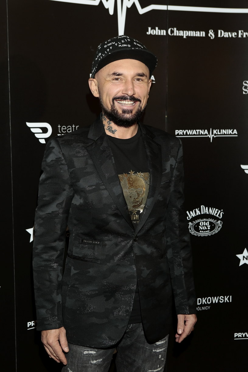 Patryk Vega /Jankowski /Reporter