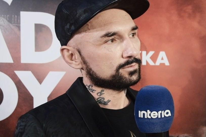 Patryk Vega /INTERIA.PL